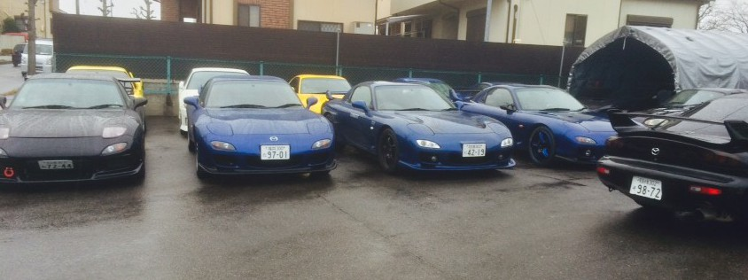 Mazda RX-7 available for sale at JDM Expo!