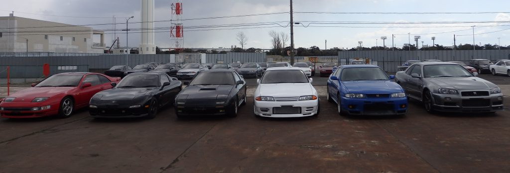 Jdm sports and classic cars for sale jdm expo skyline gtr r32 jdm nissan skylinerx 7supra for sale in japan import nissan skyline gtr r32r33r34toyota supramazda rx 7 from japan vanachro Images