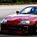 Toyota Supra for sale in Japan at JDM EXPO